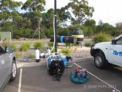 Filling - Beecroft Head Weapons Range Carpark